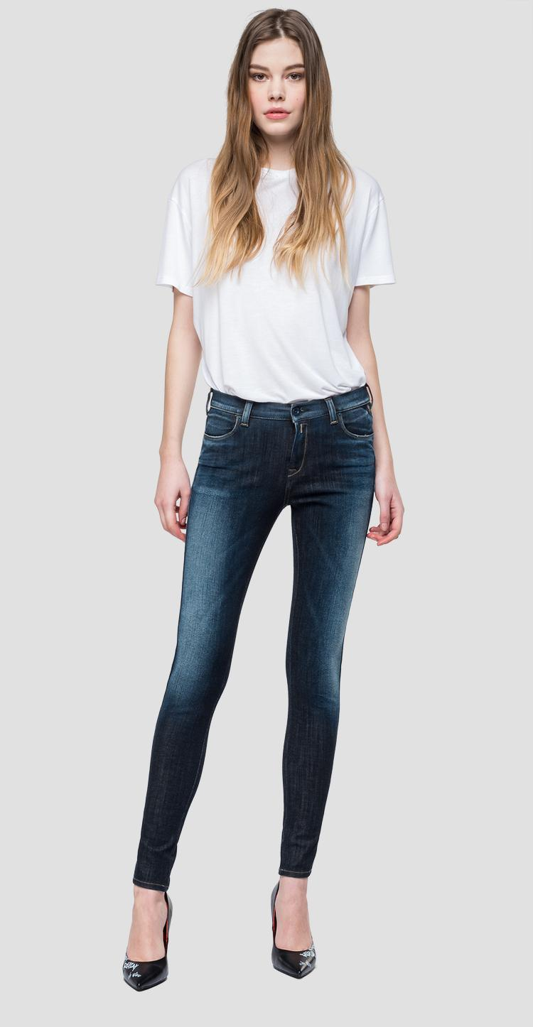 Super skinny high waist fit Hyperflex+ Stella jeans - Replay
