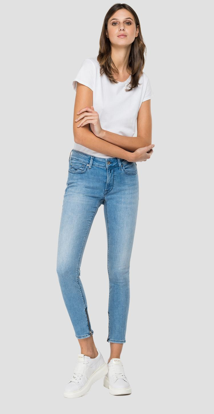 Skinny fit New Luz jeans wgh689.000.93a 825