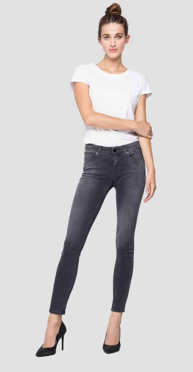 Skinny fit New Luz jeans wh689e.000.103 739