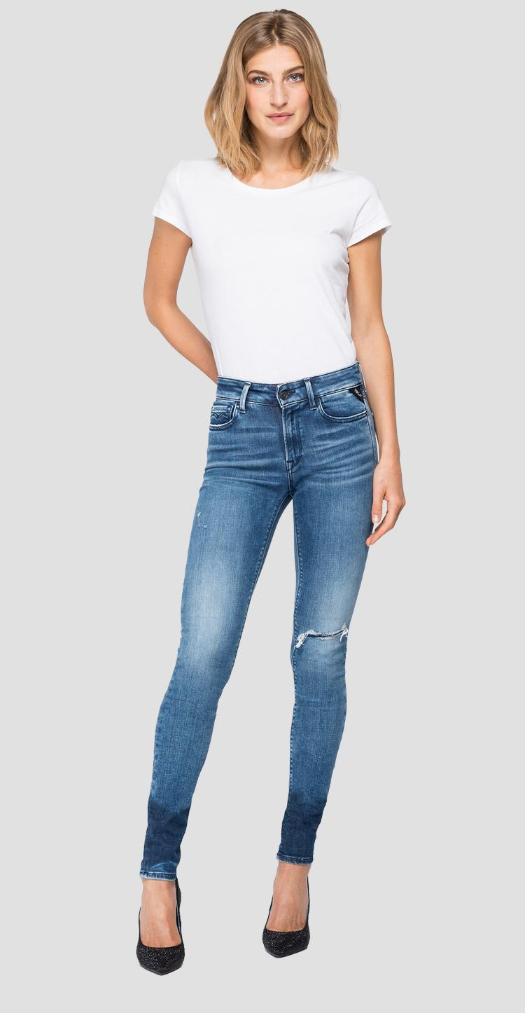 Skinny fit New Luz jeans wh689e.000.69d 732
