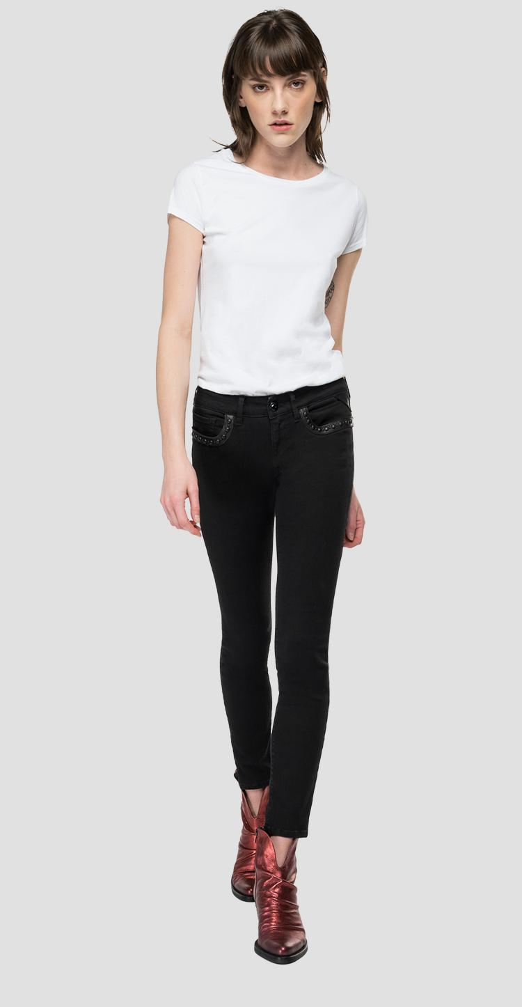 Skinny fit New Luz Maestro jeans wh689m.000.85b m97