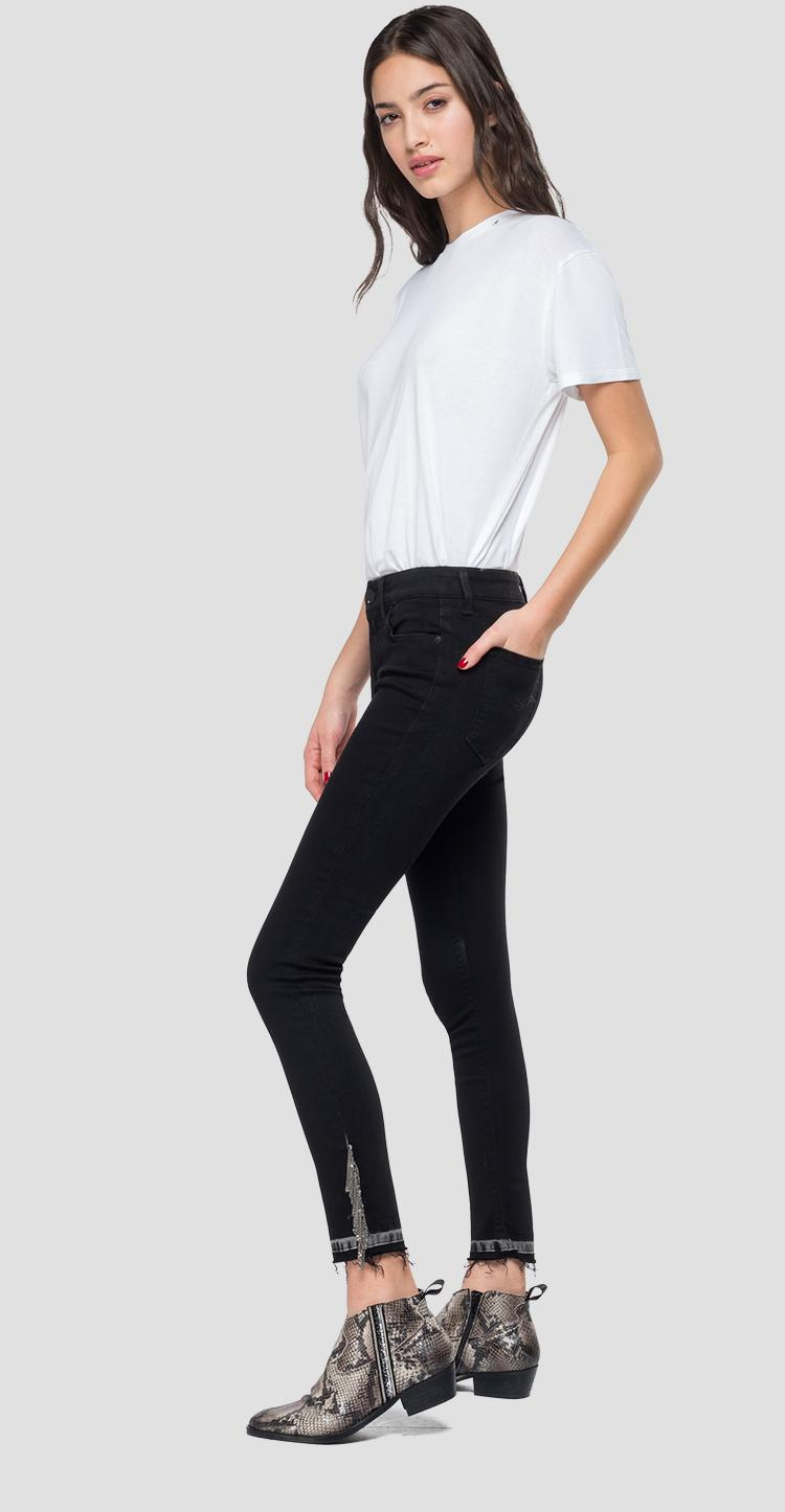 Skinny high waist fit Luz jeans wh689p.000.85b 598