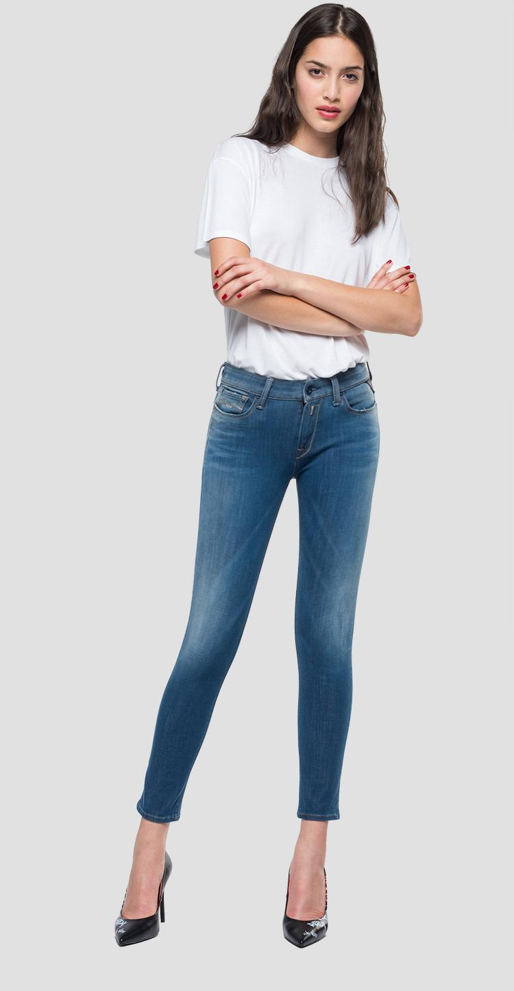 skinny high waist fit Hyperflex+ Luz jeans wh689 .000.661 s26