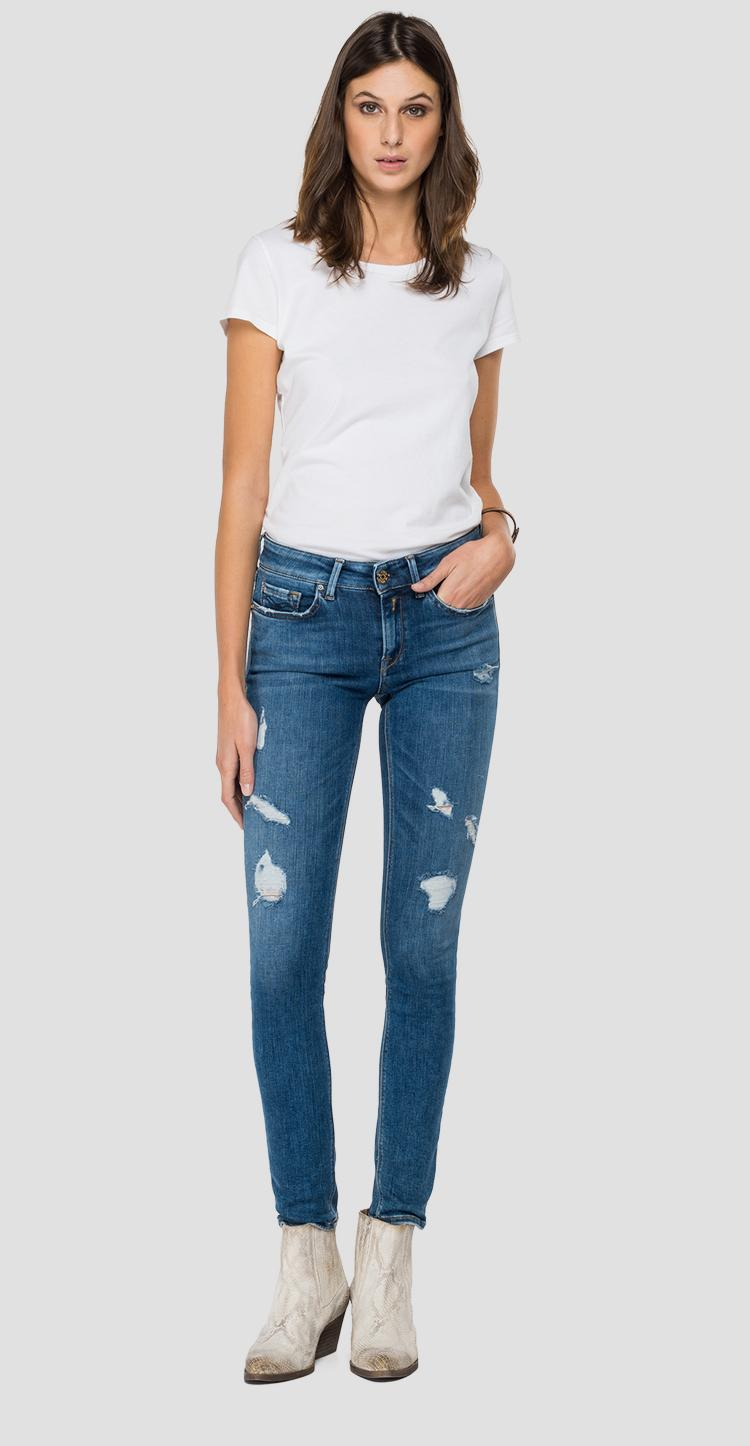 Skinny fit New Luz jeans wh689 .000.69d817r