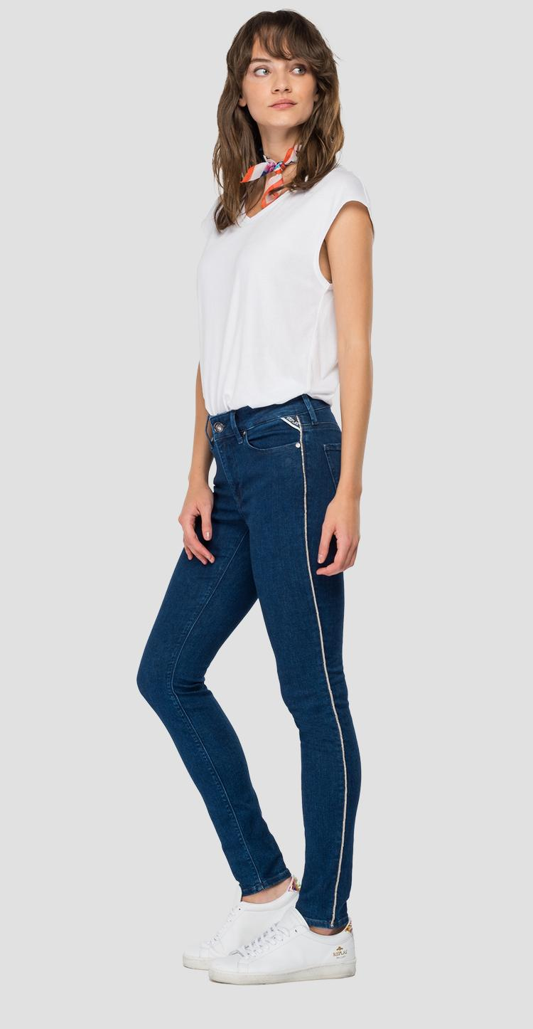 High waist skinny fit Luzien jeans whw689.000.93ap821