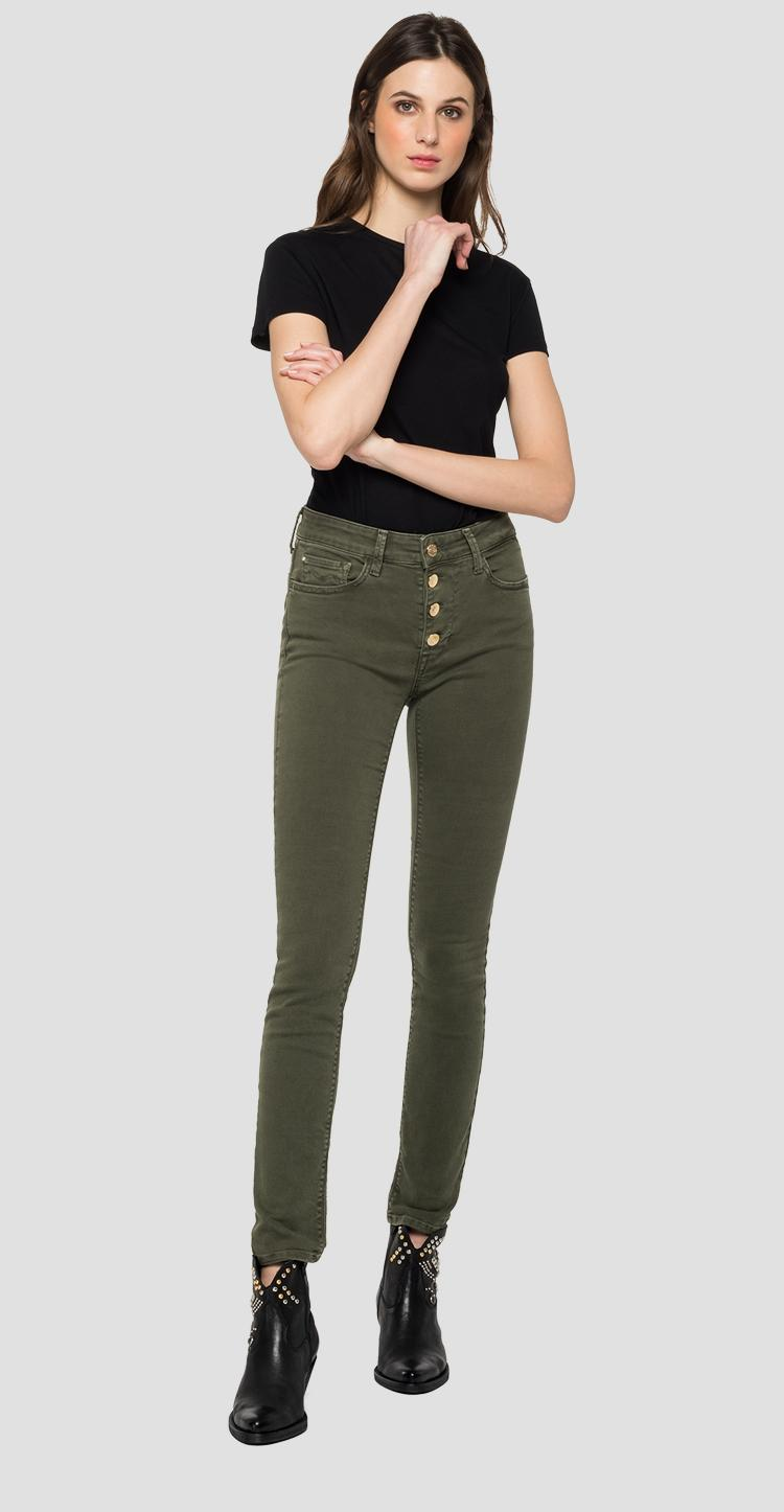 Skinny high waist fit Luzien jeans wmw689.000.8069343