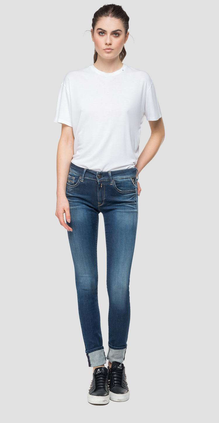 Luz Hyperflex skinny jeans - Replay